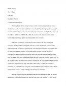 Eng 200 - Comparison and Contrast Essay