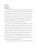 A Doll's House Essay