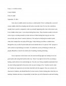Eng 101-B20 - Old Testament Survey Essay